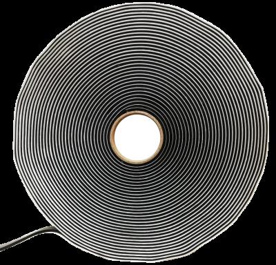 black tacky sealant tape